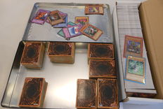 Yu - Gi-Oh trading cards - approximily 1600 pieces