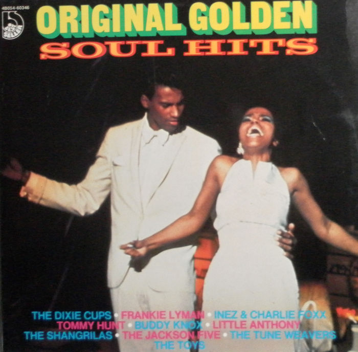 That's Soul - Rhythm and Blues 20 Lp's & 2 Double Albums with Linda