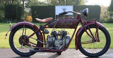 Indian Scout - 600cc V-twin - 1924
