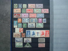 France 1849/1943 - Lot of 37 stamps
