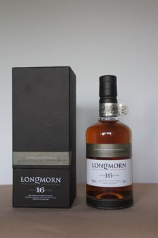 Longmorn (2007) - Non Chill Filtered - 48% - 16 year old - Matured in Oak casks