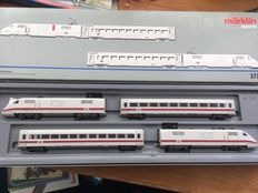 Märklin H0 - 3770-  Four-part set BR 401 'ICE 1' of DB