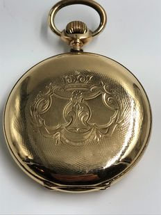 Peteck Geneve - pocket watch Second half of 19th century.