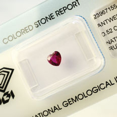 Ruby - 0.52ct