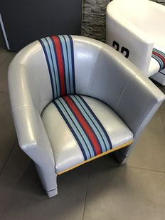 Club Seat - Martini Porsche 917 k 24hrs Daytona 1971 No. 4