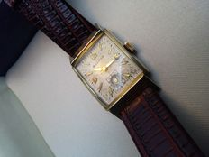 BULOVA  - Art Deco - Swiss made - vintage unisex watch - 1920s/1930s - 21 Jewels - 8AE - 10K Gold Filled
