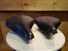 Vintage - Brooks saddles - ca.1970 / 1980