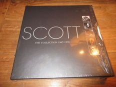 Scott Walker Scott the collection (1967-1970)  Rare 5LP box set