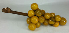 Vintage Grape, yellow Siena marble - second half of the nineteenth century - Tuscany (Italy)