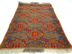 """Turkoman – 115 x 83 cm – """"Eye-catcher - Persian carpet in beautiful, nearly unused condition."""" – Please note! No reserve price, starts at €1"""