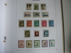 The Netherlands, 1941-1960, collection in Davo LX album