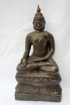 Bronze Buddha - Thailand - second half of the 20th century