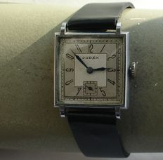 JUDEX - Typically Art Deco Men's Watch - 1930s