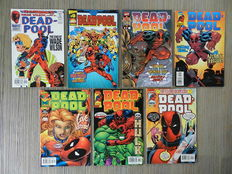 Deadpool Volume 2 - # 0 +  # -1  +  # 1 -5 - 7x sc - (1997 / 1998)