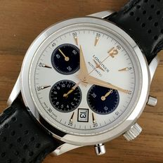 "Longines FlagShip "" Column Wheel "" Automatic Men´s Chronograph Watch"