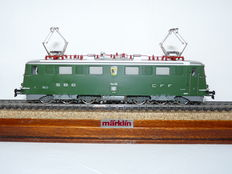 "Märklin H0 - 3350 - Electric locomotive Ae 6/6 ""Schaffhausen"" of the SBB CFF"