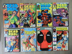 Deadpool Volume 2 (# 12 with variant cover) - 12x sc - (1997 / 1998)