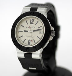 Bvlgari Diagono Automatic Gents  Aluminum Watch