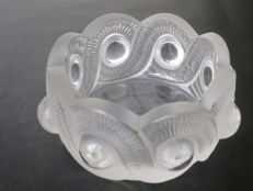 Lalique (France) - Gao, bowl/ashtray