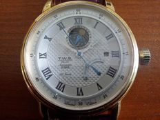 T.W.S Palio 1474 Moonphase 24H Day/Night – Men´s wristwatch
