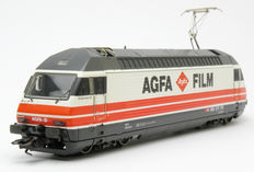 Märklin H0 - 83463 - Electric locomotive series 460 (RE 4/4) 'Agfa' of the SBB