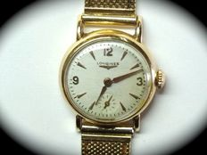 LONGINES – 18 KT GOLD WOMEN'S WATCH – CIRCA 1958.