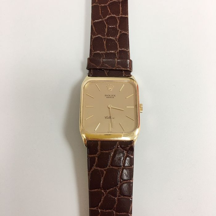 Rolex Cellini, Gent's watch