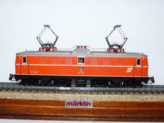 Märklin H0 - 3166 - Electric locomotive BR 1141 of the ÖBB