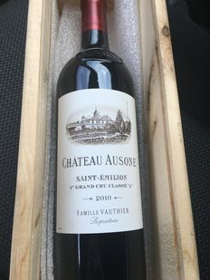 2010 Chateau Ausone, Saint-Emilion Grand Cru - 1 bottle