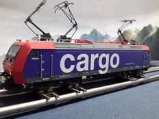 Märklin H0 - 36851 - E-loc Re 482 of the SBB Cargo