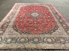 Large Persian Keshan! Very valuable! Investment! Oriental carpet/ carpet hand-woven