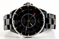Chanel – J12 GMT Complication Chromatic series – Men's wristwatch