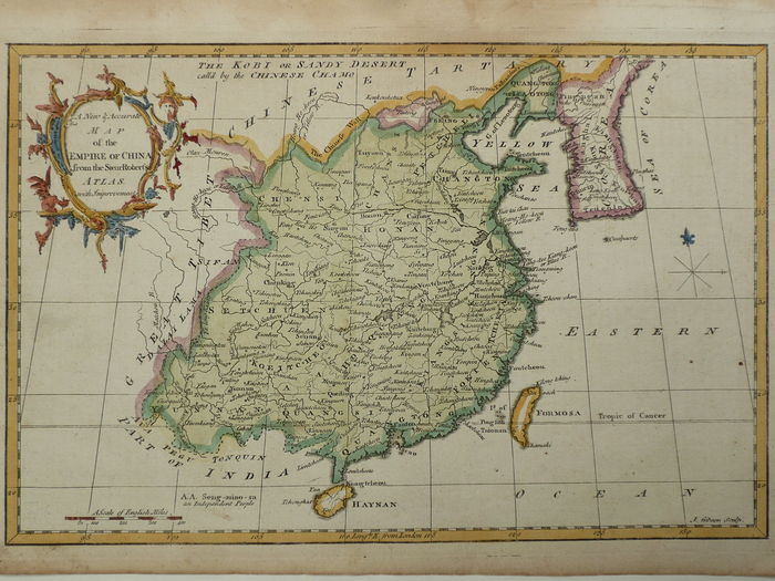 Asia china korea d fenning j collyer a new and accurate map asia china korea d fenning j collyer a new freerunsca Image collections