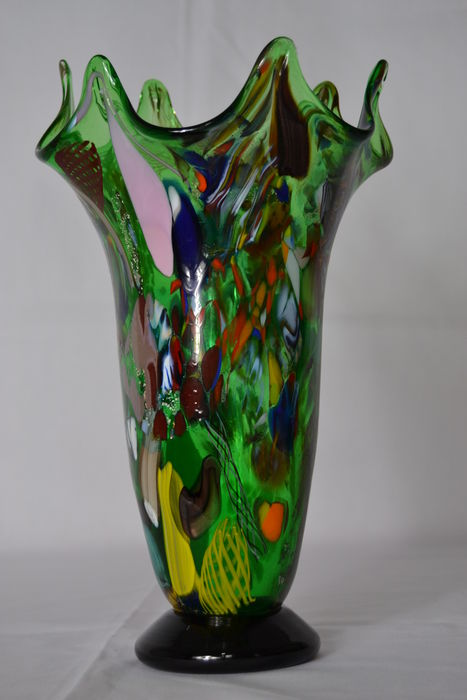 Imperio Rossi Big Vase Fire Catawiki
