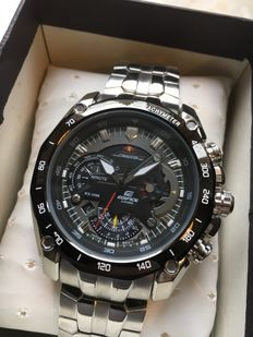 "Casio - ""Edifice Chronograph/ Red Bull Racing"" – men's wristwatch – 2015"