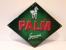 PALM  - emaille reklamebord - 2003