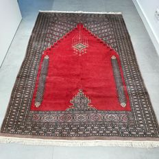 No reserve price, great opportunity: Special Buchara - 190 x 130 cm - very good condition.