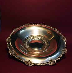 Valuable centrepiece by Filistrucchi Silversmith, Florence, second half of the 1930s