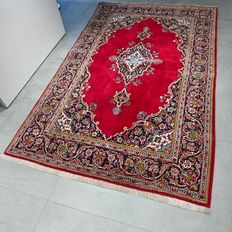 Beautiful Tabriz Persian carpet - 212 x 130 - Very good condition - Unique opportunity