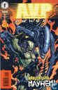 Aliens vs predator Annual 1999