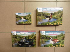 LEGO Certified Professional - 4 WWT Wetland animal sets