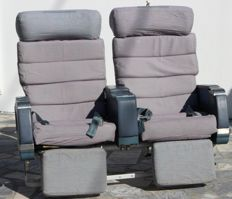 """TAP A310 Double Executive Executive Chair - """"Home Theater Chair"""""""