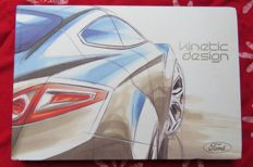 Ford S-MAX & Mondeo; Kinetic Design - 2007 - 30.5 x 21 cm