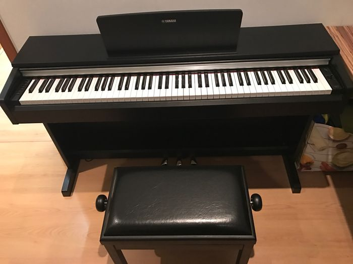Yamaha piano p95 d occasion plus que 2 60 for Housse clavier yamaha