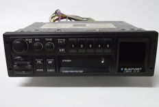 Blaupunkt Lübeck CC 20  - Stereo car radio with cassette - 1990