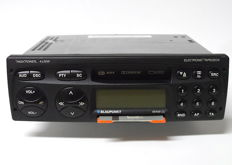 Blaupunkt Miami DJ - Stereo car radio with RDS and cassettes - 1994