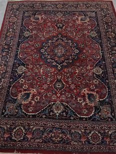 Exclusive oriental carpet - Mashad - end of 20th  century - 241 x 337 cm - from 1€
