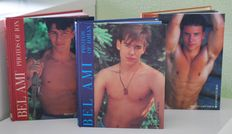 Photography; Lot with 10 photo books by Bel Ami -1996/2003