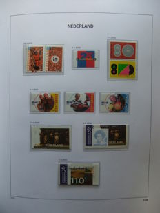 The Netherlands 1965/2000 - Collection of blocks and sheetlets in album, duplication on tags and in stock book