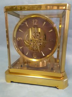 JAEGER-LECOULTRE Atmos perpetual motion clock - 1940s/50s